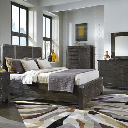 Vander Berg Furniture & Flooring - Bedroom