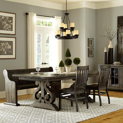 Vander Berg Furniture & Flooring - Dining