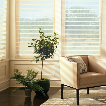 Vander Berg Furniture & Flooring - Window Coverings