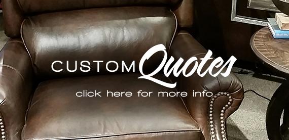 Vander Berg Furniture & Flooring - Custom Quote