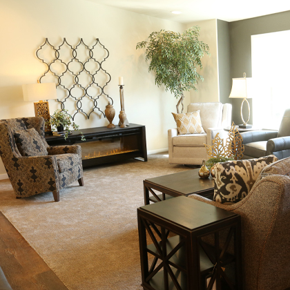 Vander Berg Furniture & Flooring - Complimentary Design