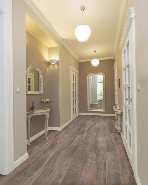 Rustic Gray Hardwood Floors Vander